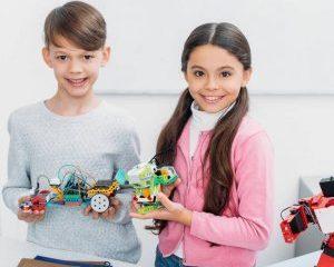 Robotik & Programmieren  Grundschule (3. – 5. Klasse)