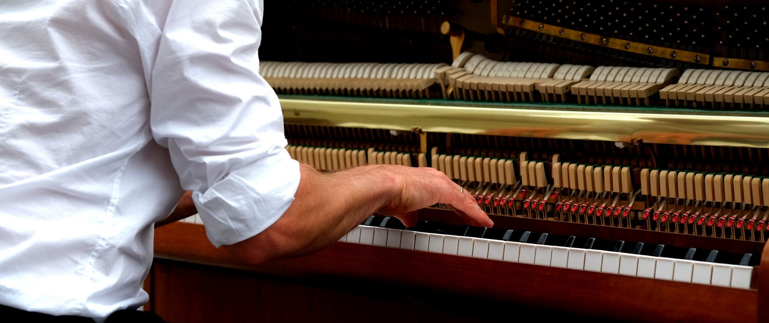 Privater Klavierunterricht